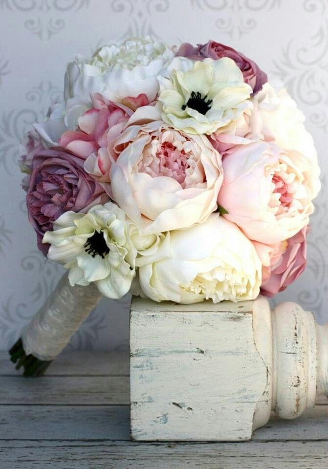 Ideas for quinceanera bouquets in pink