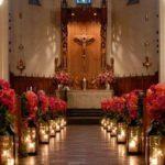 decoracion para la iglesia de xv añosdecoracion para la iglesia de xv años