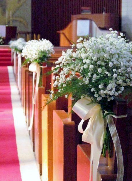 decoracion para la iglesia de xv años