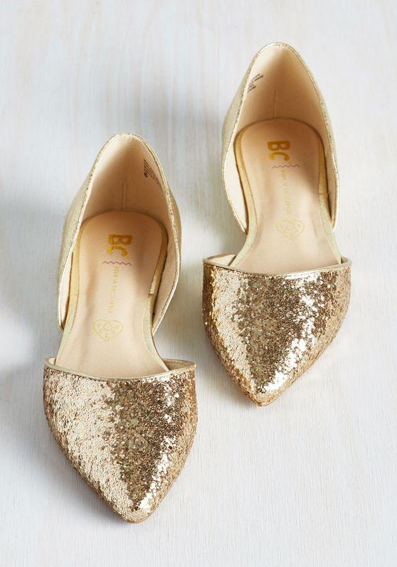 zapato Flat para xv años