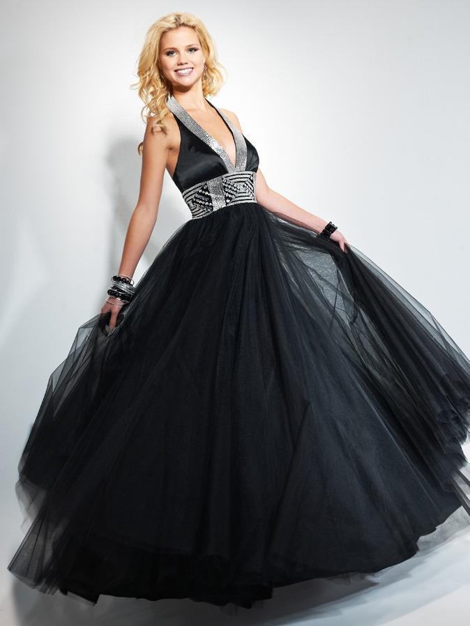 Vestidos Para Xv Anos En Color Negro 21 Ideas Para