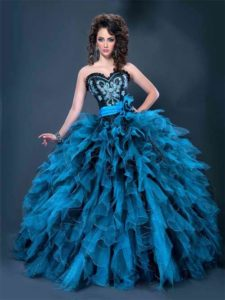 Vestidos Para Xv Anos En Color Negro 8 Ideas Para Fiestas