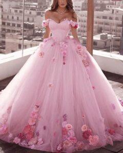 Vestidos de quinceañera hermosos y modernos