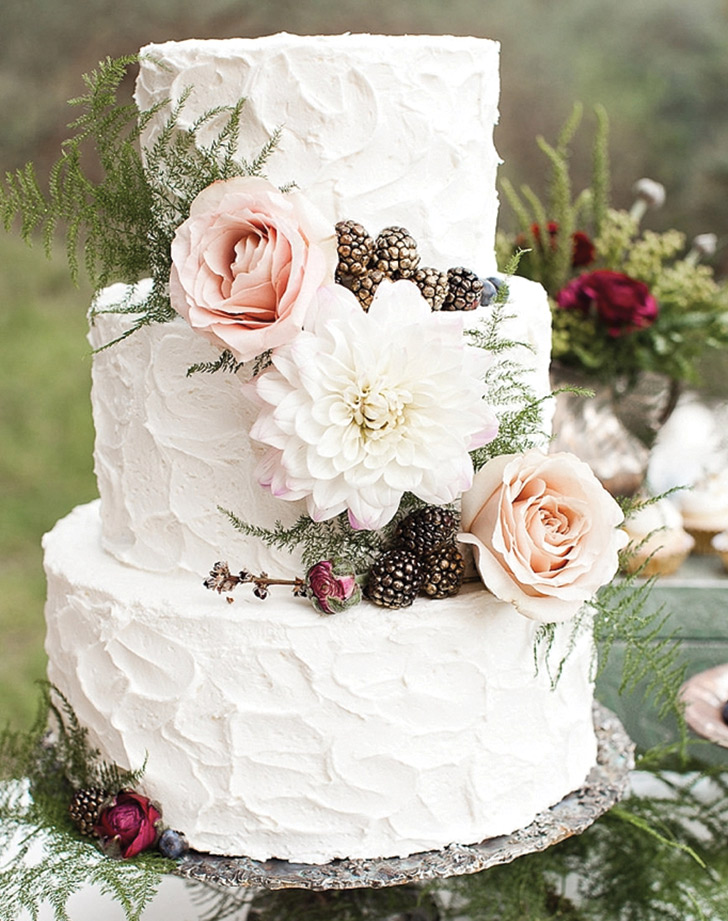 Decorate Fake Wedding Cake Christmas
