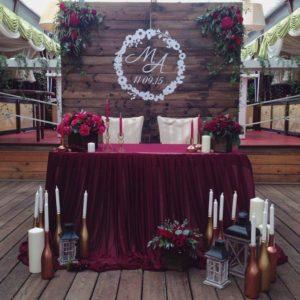 Ideas para decorar la mesa principal de quinceañera