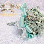 Ramos de xv años con cristales (1)