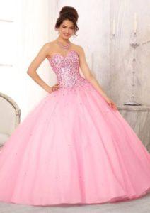 Vestidos de xv años estilo princesa (12)