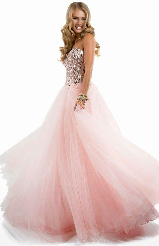 Vestidos de xv años estilo princesa (2)