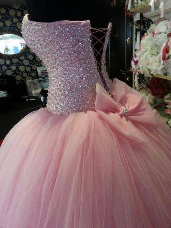 Vestidos De Xv A 241 Os Estilo Princesa 25 Ideas Para