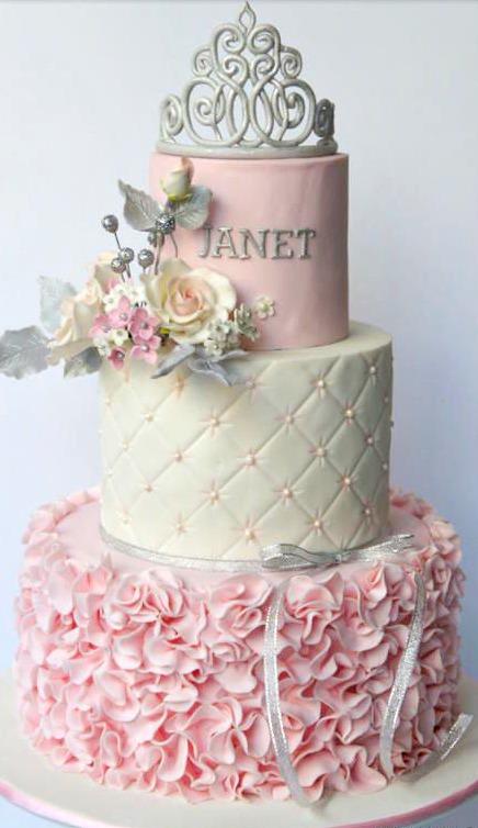 55 Ideas para fiesta de XV años color rosa