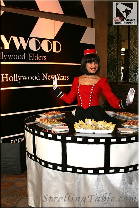 Fiesta Xv Anos Inspirada Tema Hollywood 6 Ideas Para