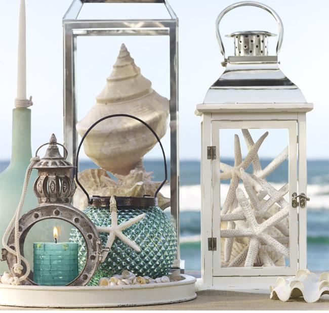 Fiesta de xv años inspirados en el mar