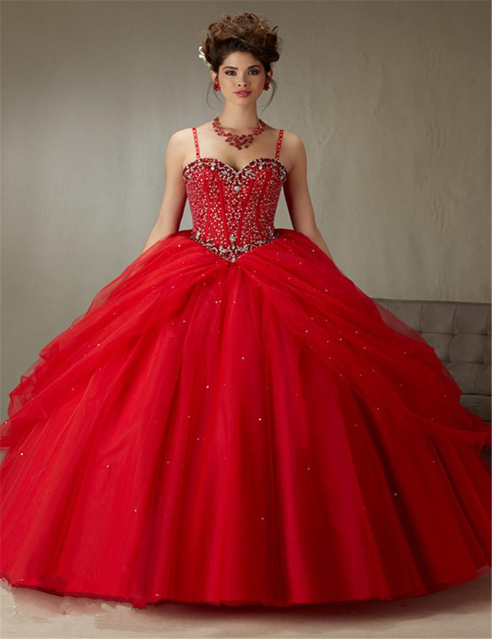 Vestidos xv anos color rojo 21 ideas para fiestas de for Ornamentacion de 15 anos