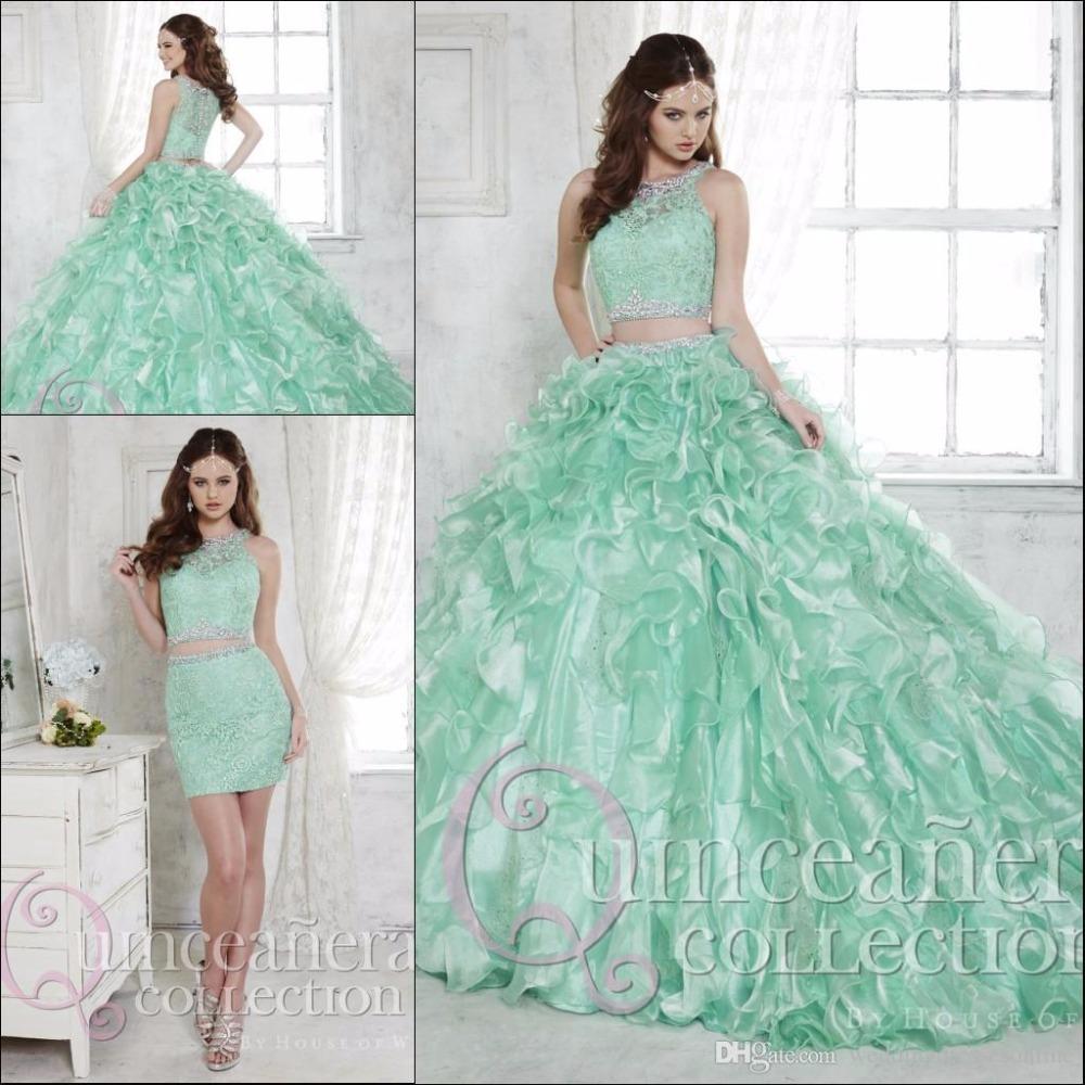 a830ad14c vestidos-xv-anos-desmontables-dos-piezas (13) - Ideas para Fiestas ...