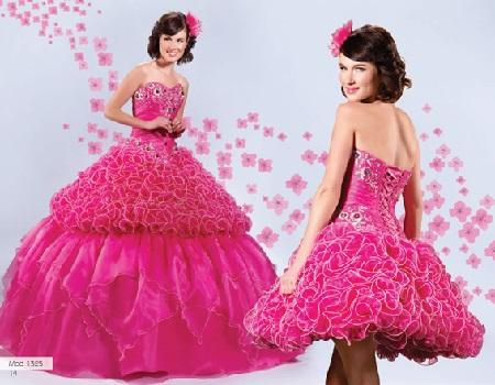 Vestidos Xv Anos Desmontables Dos Piezas 15 Ideas Para