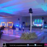 30 Diseños de pistas iluminadas para fiestas de xv años