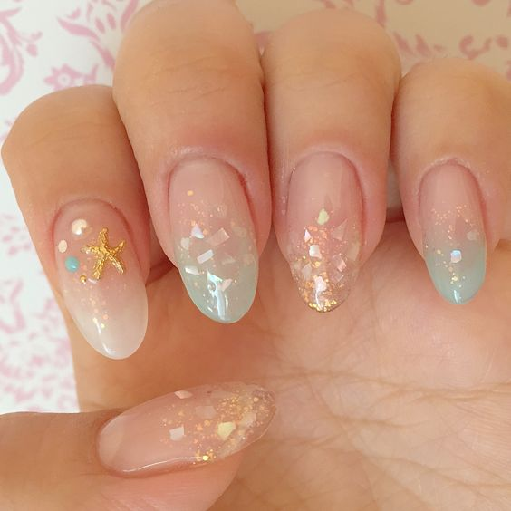 30 Diseños de uñas ideales para quinceañeras