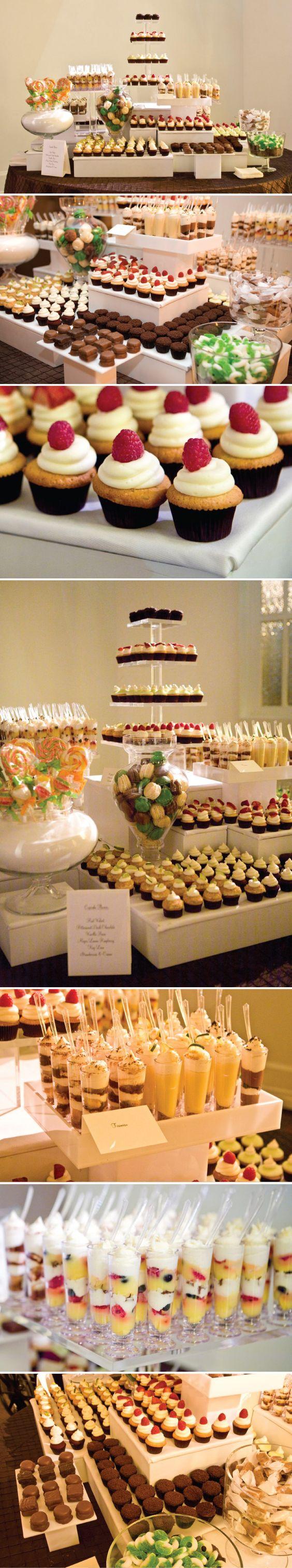 33 ideas de mesas de postres elegantes para xv años - Ideas para Fiestas de  quinceañera - Vestidos de 15 años invitaciones de quinceañera