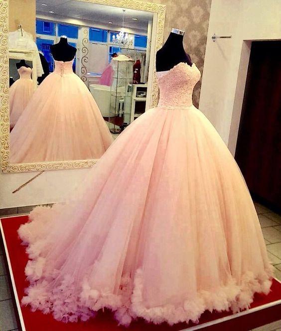 33 Vestidos Xv Anos Estilo Princesa 20 Ideas Para
