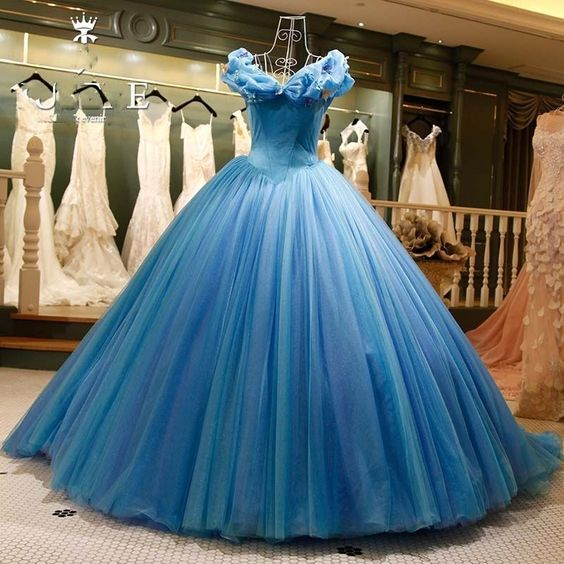 36abc09fcee 33-vestidos-xv-anos-estilo-princesa (4) - Ideas para Fiestas de ...
