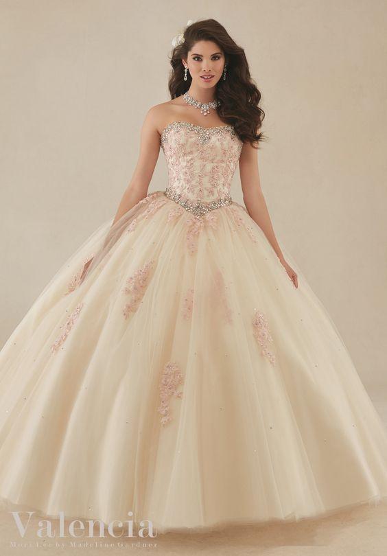 e75543ffc 33-vestidos-xv-anos-estilo-princesa (6) - Ideas para Fiestas de ...