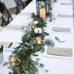 Diseños de centros de mesa en diferentes estilos para xv años
