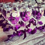 Ideas para fiesta de xv años color morado
