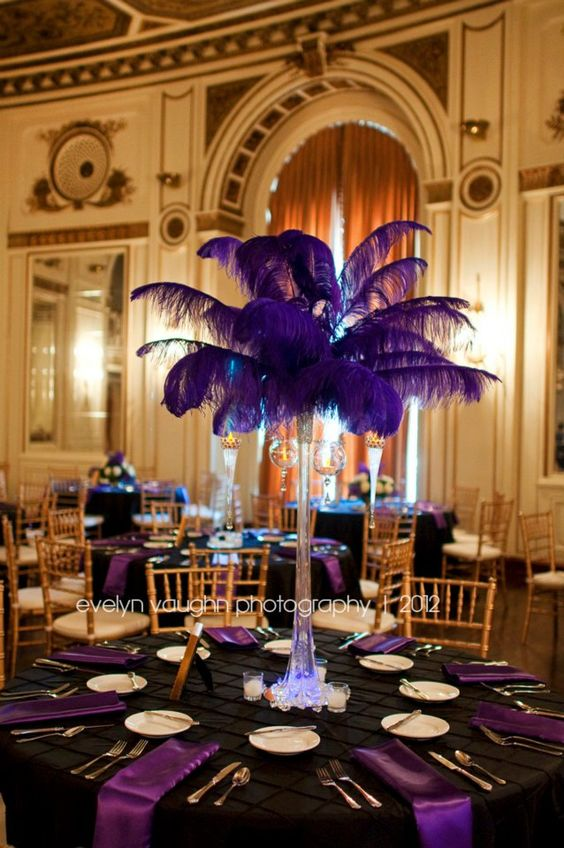 ideas-fiesta-xv-anos-color-morado (35) - Ideas para ...