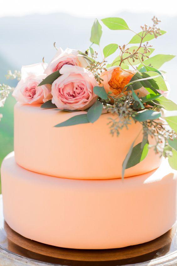 Pasteles Xv Anos Color Coral 12 Ideas Para Fiestas De