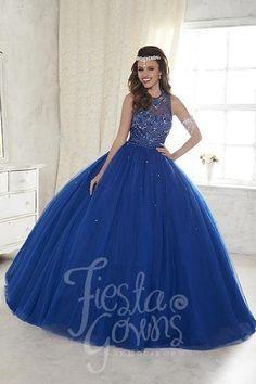 Vestidos De Xv Años Color Azul Marino Ideas Para Fiestas