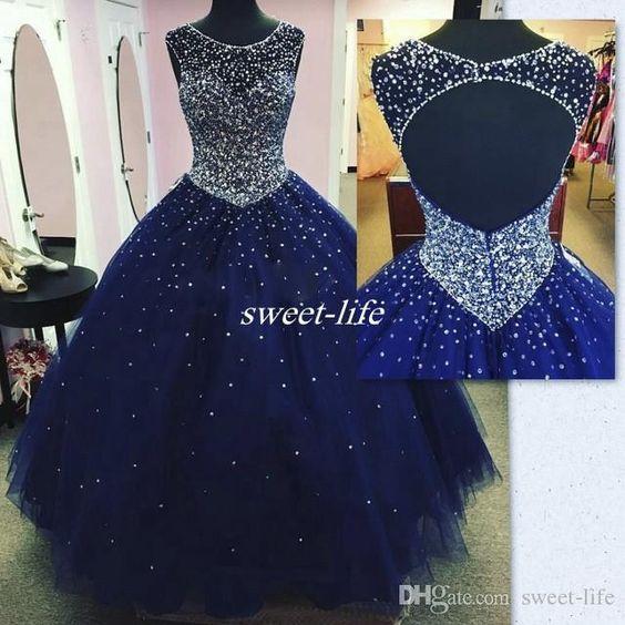30-vestidos-xv-anos-azul-marino-super-elegantes (7 ...