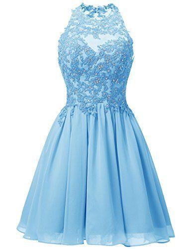 2d1dfae7ad 34-vestidos-cortos-diferentes-colores-xv-anos (1) - Ideas para ...