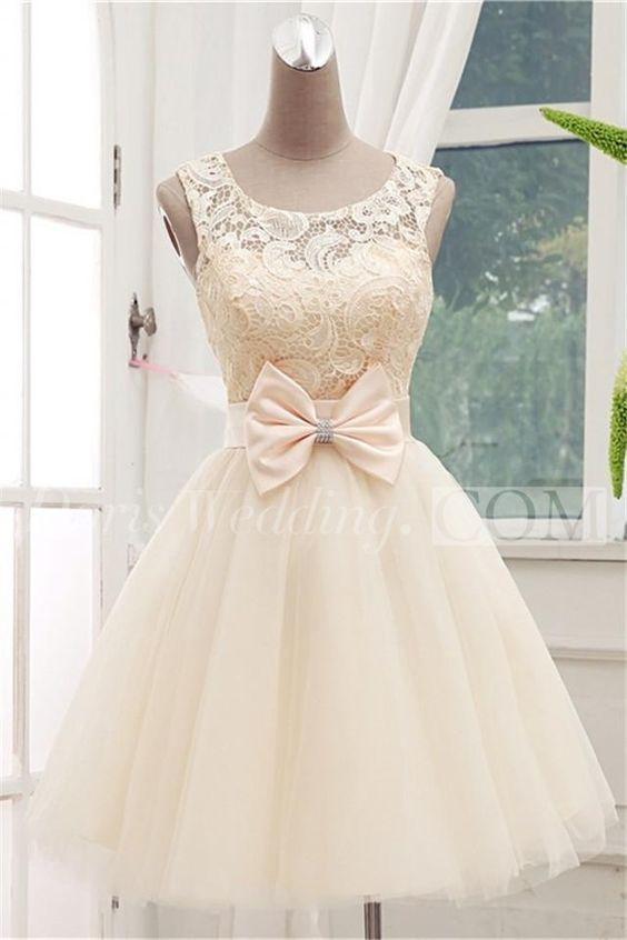 0b5f1308c4 34-vestidos-cortos-diferentes-colores-xv-anos (19) - Ideas para ...