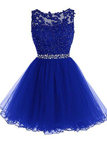 0a20432ef5 34-vestidos-cortos-diferentes-colores-xv-anos (27) - Ideas para ...
