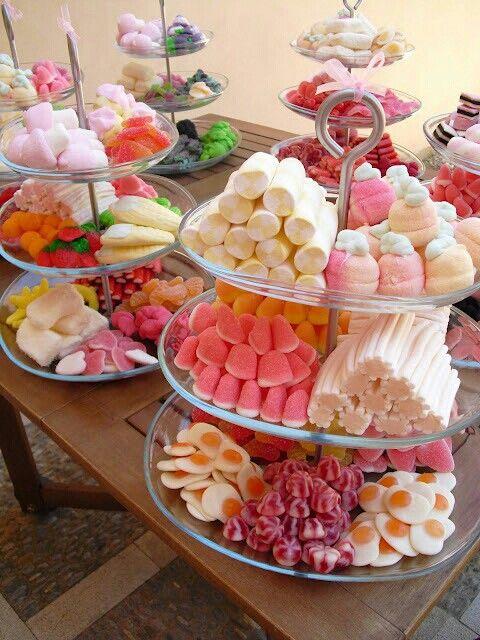 42 ideas de mesas de dulces perfectas para xv años