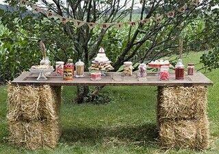 Como decorar una fiesta de xv años con tema vaquero