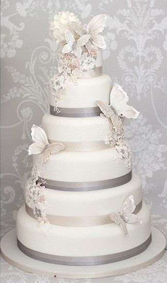 butterflies for wedding cakes ideas 15 anos tematica mariposas 20 ideas para fiestas 12274