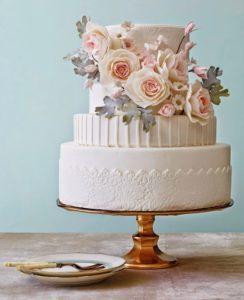 Ideas de pasteles vintage para 15 años