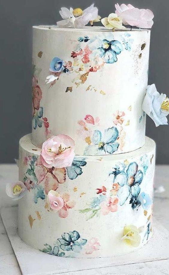 25 Diseños modernos de pasteles para 15 años