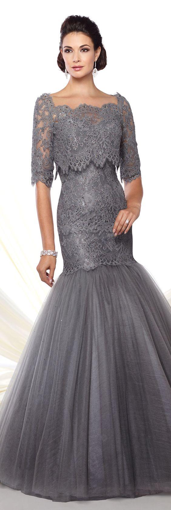 37a80353a Diseños de Vestidos para la Mamá de la Quinceañera