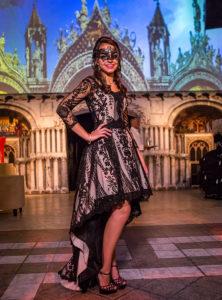 Fiesta Temática de Máscara para XV años