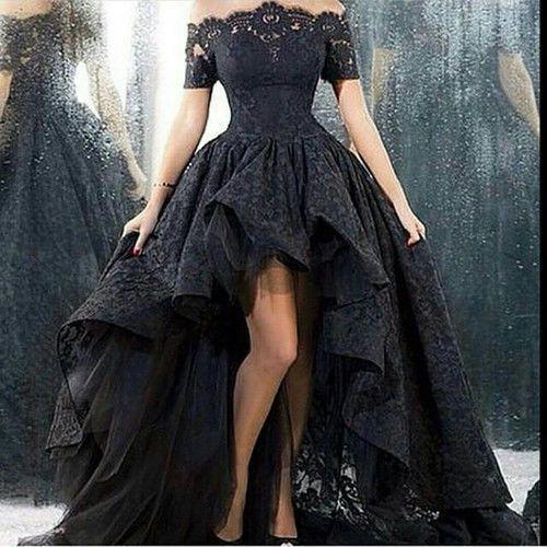 Vestidos para Quinceañera en Color Negro