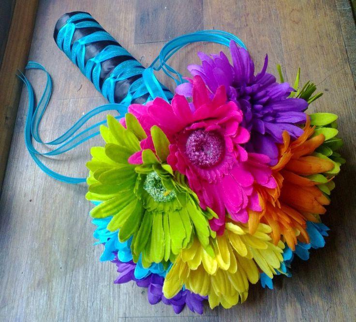 Diseños de ramos para quinceañeras