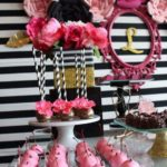 Ideas para una Fiesta de XV años con Rayas Y Flores