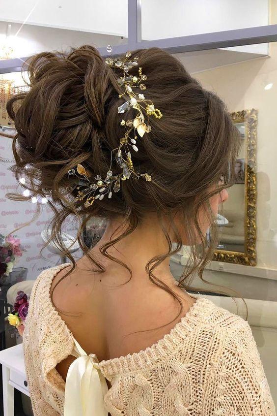 Elegante peinados para quinceañeras Fotos de los cortes de pelo de las tendencias - peinados para quinceaneras modernos - Ideas para Fiestas ...