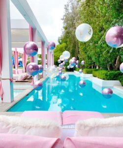 Transforma Tus XV años en una Pool Party... ¡Es La moda!