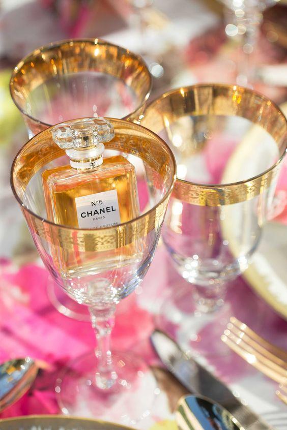 XV años con Temática de Chanel