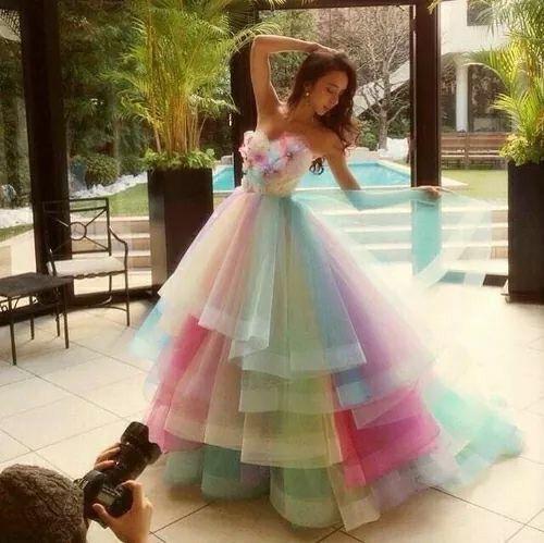 Vestidos de 15 a os inspirados en los unicornios ideas for Ornamentacion para 15