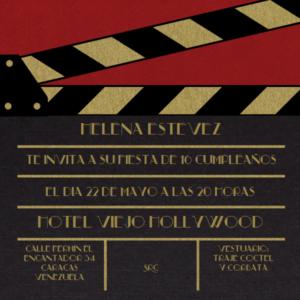 Invitaciones de 15 años para Editar e Imprimir Gratis