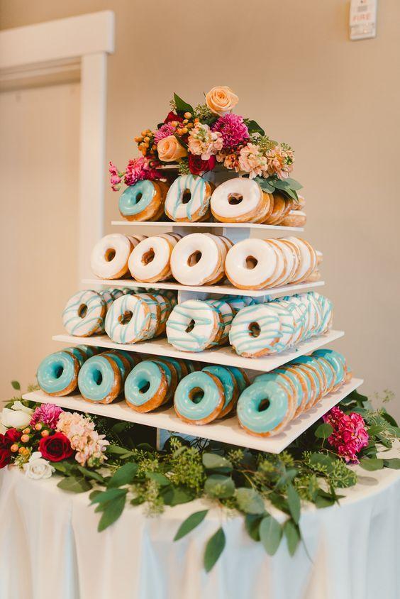 Mesas de postres para 15 anos 16 ideas para fiestas de for Mesa de dulces para xv anos